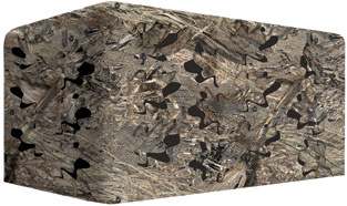 blinds realtree index fabric product material gear in portable hardwood cut camo ts die with blind guide