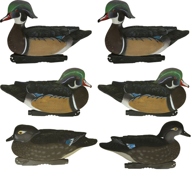 Wood Duck Decoys From Knutson S Decoys