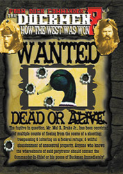"DC-DVD-12 A Fistful of Ducks ""The Duckmen Ride Again"" DC-DVD-7 Duckmen"